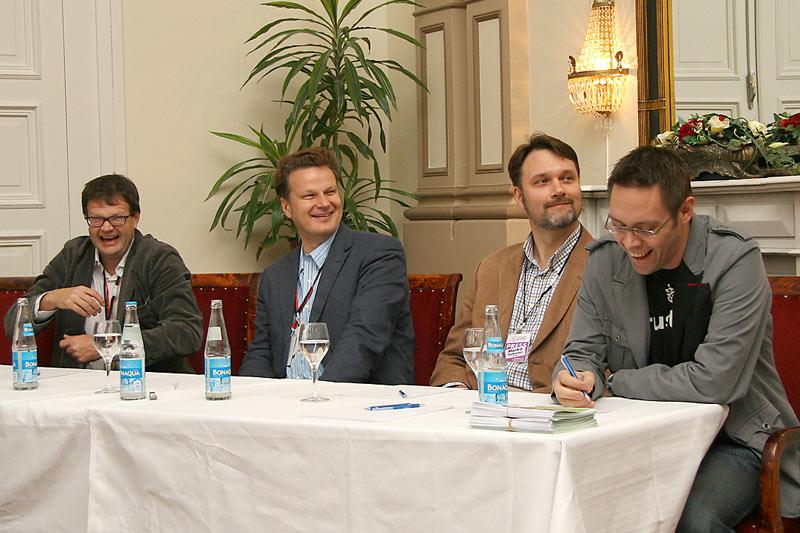 RadioPro-seminaarissa 2005