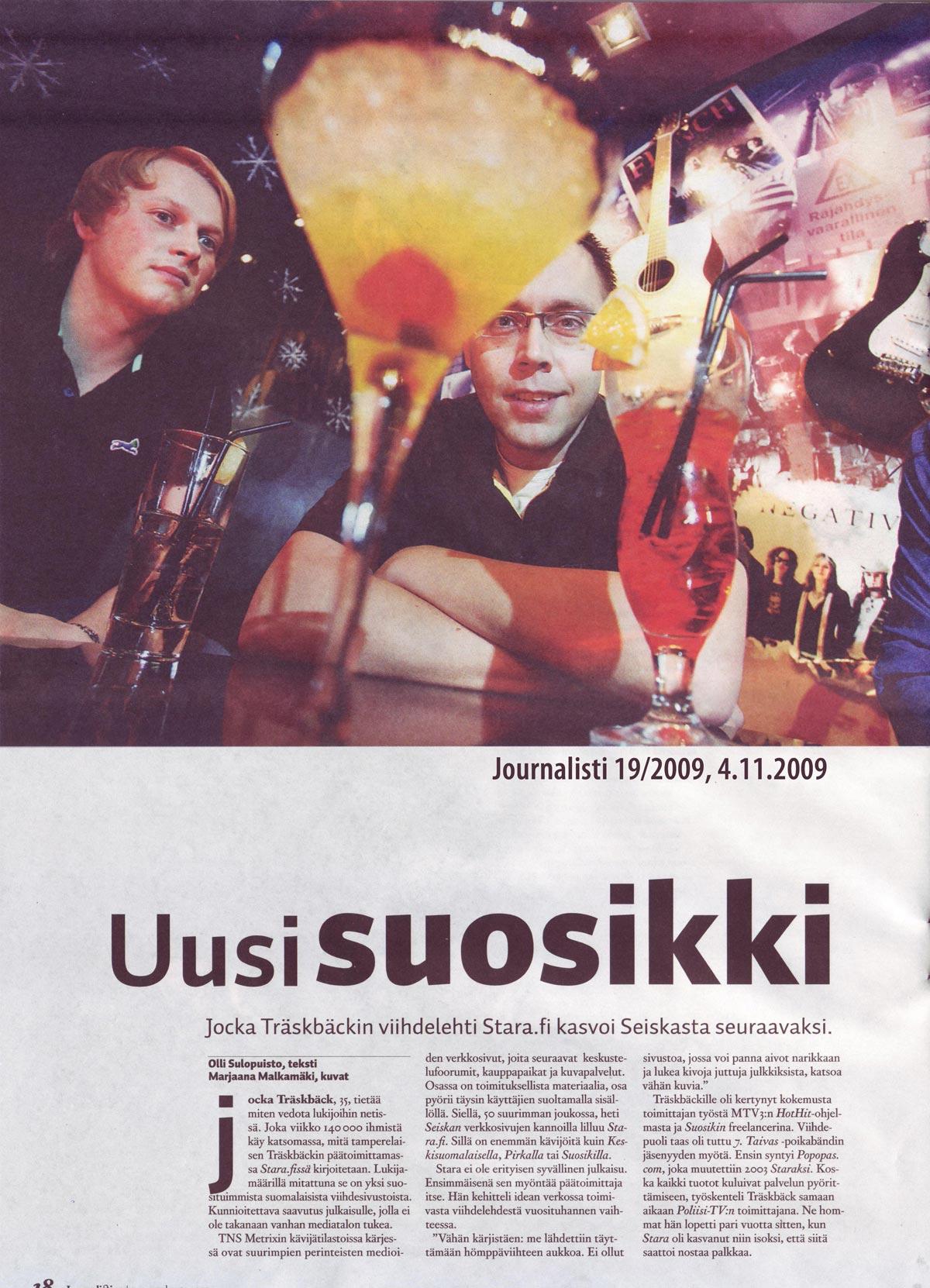 2009.11.04 Journalisti sivu 1