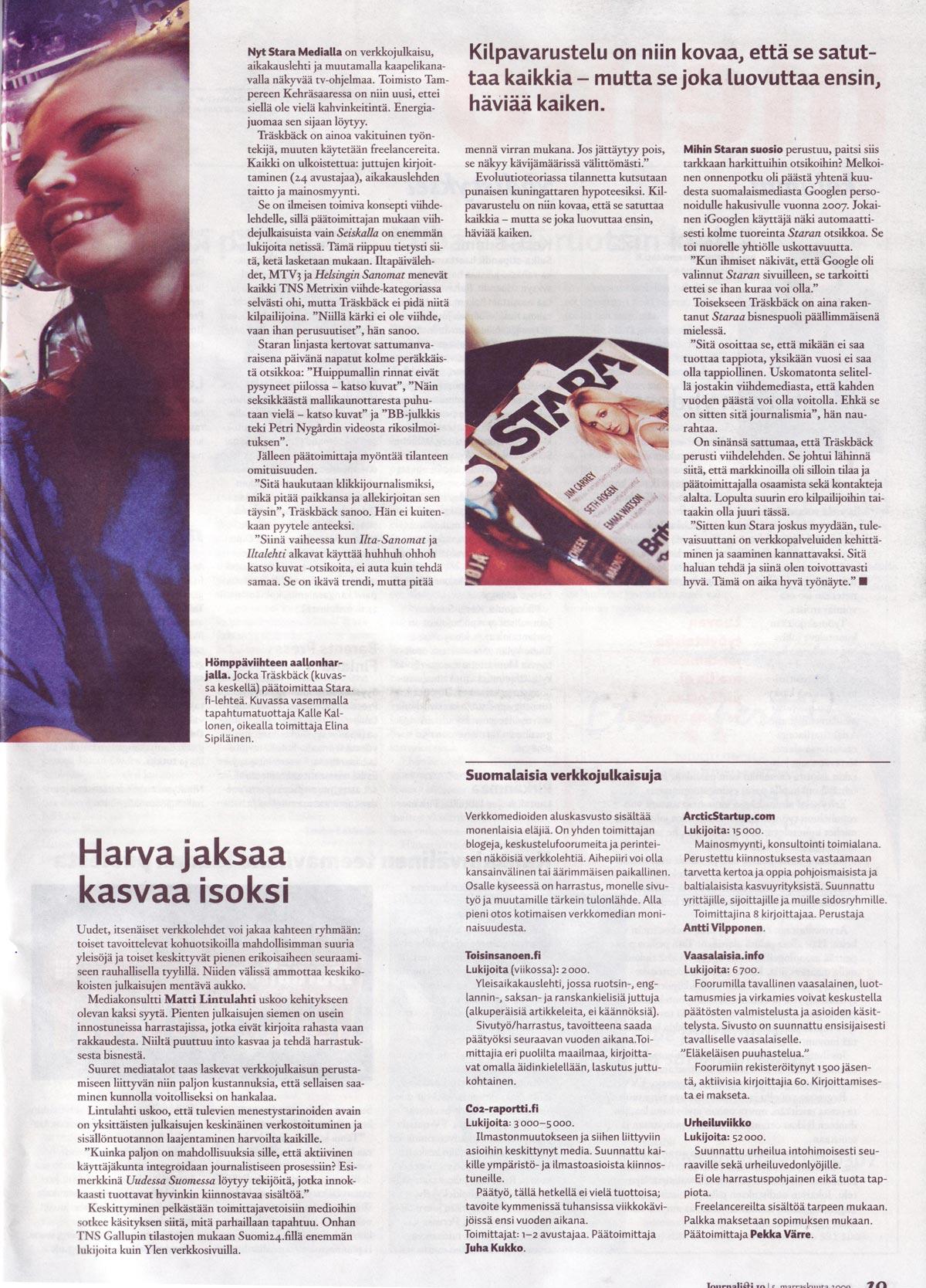 2009.11.04 Journalisti sivu 2