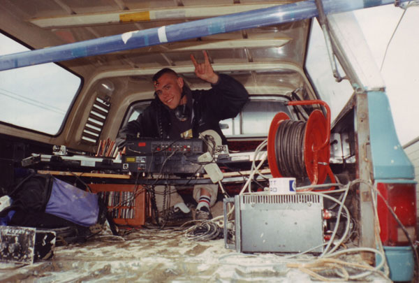 Rantarockin historian ikimuistoisimmat yöjatkot Virroilla 1994.